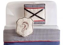 НАБОР Royal Cilek 21.04.4478.00: покрывало с подушками