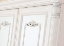 Шкаф Romantic Cilek 20.21.1002.03 трехдверный