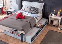 Выдвижная кровать Trio Cilek Арт.1303, 1305