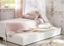 Ящик-кровать выдвижная Romantic Cilek RM-1303, RM-1311