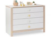 Детский комод с ящиками Montessori Cilek 20.68.1201.00
