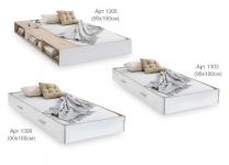 Выдвижная кровать Dynamic Cilek арт. 1303, 1305, 1306