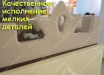 Антресоль для углового шкафа Рыцари (Knights)