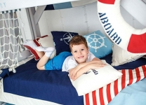 Детская мебель Белый Кит