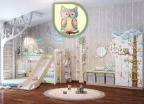 Детская мебель Совы