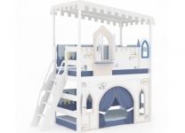 Детский игровой домик большой с наклонной лестницей Рыцари