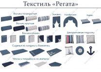 Модуль угловой Регата для малого и большого шкафа