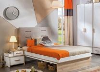 Подростковая кровать Dynamic Cilek 20.50.1301.00 и 20.50.1304.00