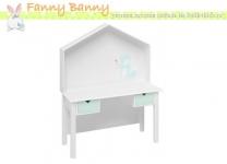Стол письменный Фанни Банни с магнитно-маркерной поверхностью АртF30121