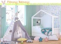 Детская мебель Фанни Банни Cleveroom