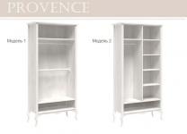Шкаф малый Прованс с 1 выкатной системой и росписью