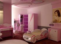 Дизайн: Детская комната с мебелью Advesta