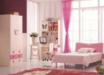 Детский шкаф для одежды Лукреция
