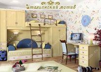 Кровать-диван Итальянский мотив Гармония