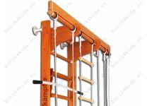 Детский спортивный комплекс Wooden ladder Maxi Wall