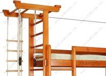 Игровой комплекс-кровать для детей Two dream