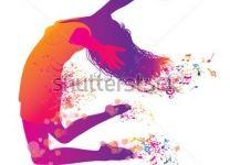 Фотообои Музыка танца