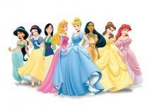 Фотообои детские Сказочные принцессы