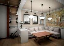 Дизайн: Комната отдыха Каюта
