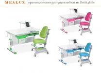 КОМПЛЕКТ EVO-40 Mealux: столик + кресло + полка