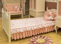 Кровать Прованс без мягкого изголовья