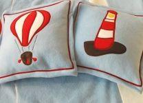 Покрывало + 2 подушки Путешественник