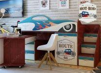 Кровать-чердак Hot Rod HR-03