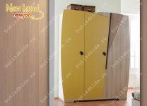 Шкаф 3-х дверный New Land NW-1001