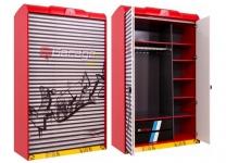 Шкаф 3-х дверный Champion Racer CRC-1002