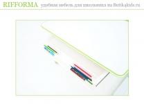 Парта-трансформер Comfort-80 Rifforma растущая