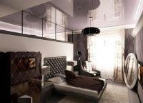 Дизайн: Спальня Черная жемчужина