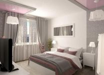 Дизайн: Спальня белая