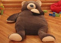 Кровать-валянка медведь Зефирчик