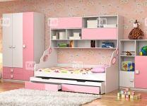 Детская кровать Pinny с полками