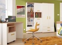 Детская мебель AMAZON WOJCIK белая