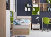 Детская мебель BOX Wojcik с гардеробом