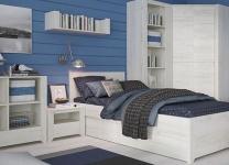 Кровать односпальная ANGEL WOJCIK в стиле лофт